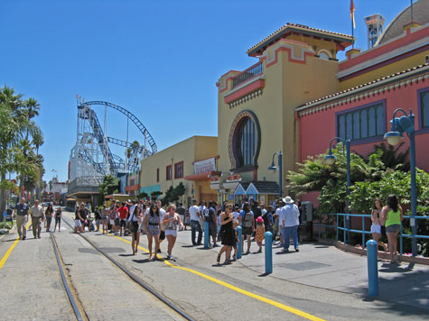 Guide to Santa Cruz California